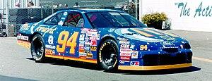 Mac Tonight - Bill Elliott's Mac Tonight car in 1997