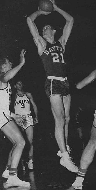 Bill Uhl - Uhl from the 1955 Daytonian