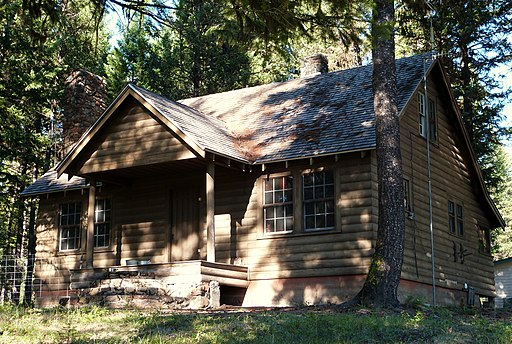 Billy Meadows residence - Wallowa-Whitman NF Oregon