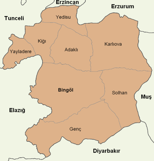Bingöl location districts.png