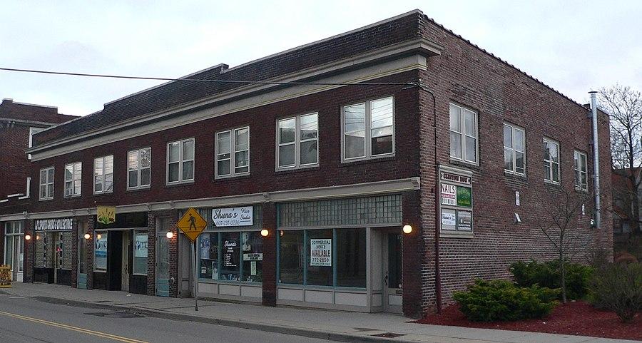 Building at 171-177 Clinton Street