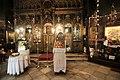 """Biserica """"Nașterea Maicii Domnului și Sf. Mucenic Ciprian"""" - Zlătari - interior.jpg"""