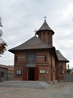 "Dudești, Bucharest - ""Sf.Nicolae"" Church (1770)"
