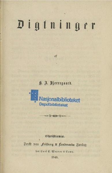 File:Bjerregaard - Digtninger.djvu
