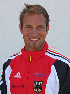 Björn Goldschmidt German canoeist