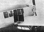 Blériot 111-1 cabin door L'Aéronautique April,1929.jpg