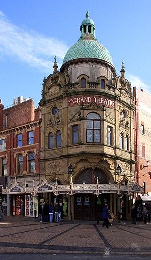 Grand Theatre, Blackpool - Image: Blackpool Grand theatre