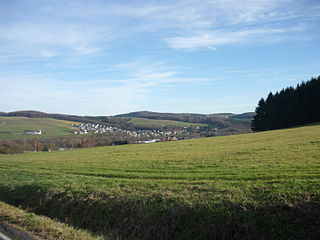 Nistertal Place in Rhineland-Palatinate, Germany