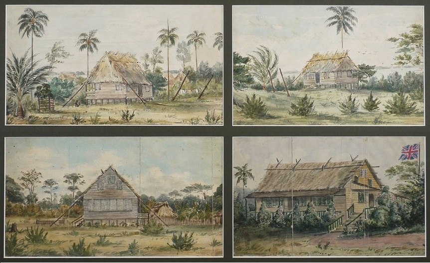 Bluefields Mosquito Coast 1845