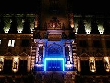 Amburgo-Blue goal-Bluegoal rathaus