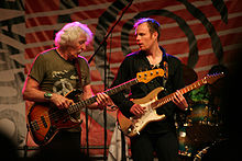 Blues Festival Suwałki 2009 - Ten Years After 02.jpg