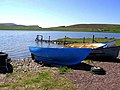 Boats at Loch of Spiggie - geograph.org.uk - 1307272.jpg