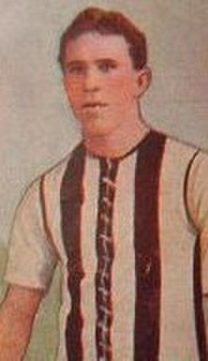 Bob Rush (Australian footballer) - Bob Rush in 1910