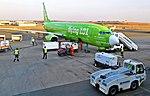 Boeing 737-86N at Lanseria.jpg