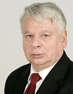 Bogdan Borusewicz Polish politician