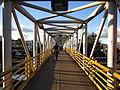 Bogota calle 100 puente peatonal Autopista.JPG