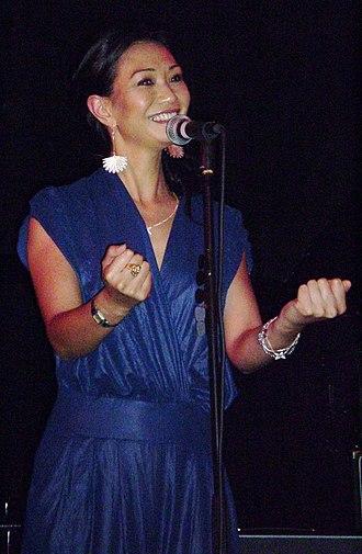 Boh Runga - Boh Runga performing in February 2009, at Bar Bodega, Wellington