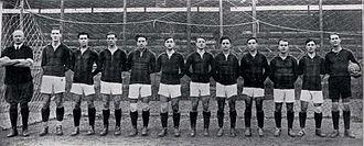 1924–25 Prima Divisione - 1924–25 Bologna team