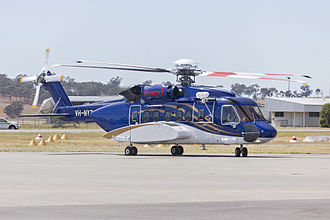 Sikorsky S-92 - S-92A at Wagga Wagga Airport in 2015