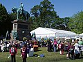 Book Festival in Charlotte Square - geograph.org.uk - 533645.jpg