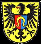 Das Wappen von Bopfingen