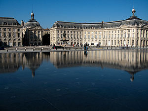 Miroir d'eau - Image: Bordeaux Miroir 001