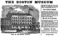 BostonMuseum BostonDirectory 1861.png