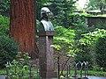 Botanická záhrada - pamätník A. Sládkoviča - panoramio.jpg