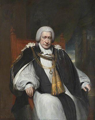 Brownlow North - Bishop North by Henry Howard