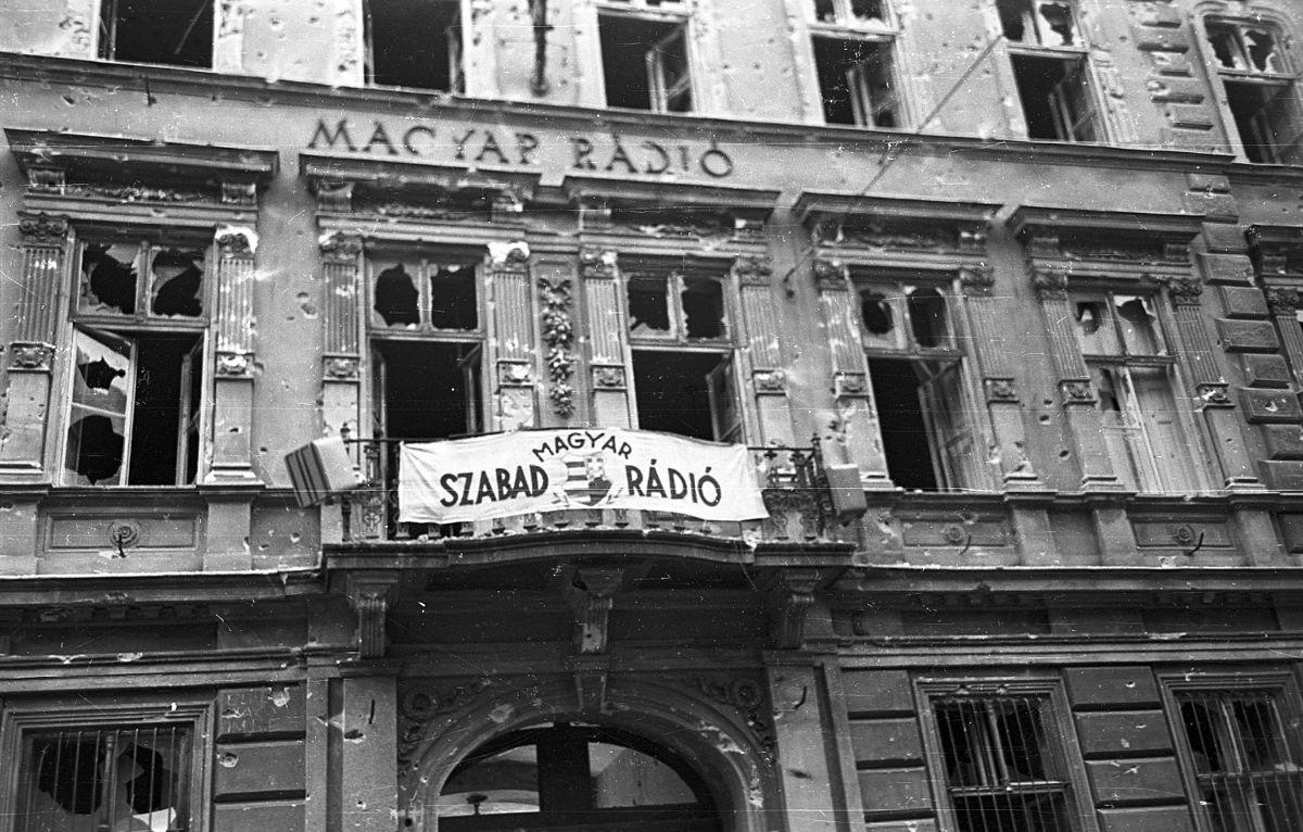 A Magyar Rádió ostroma – Wikipédia