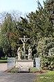 Brühl alter Friedhof Kreuzigungsgruppe von 1794.JPG