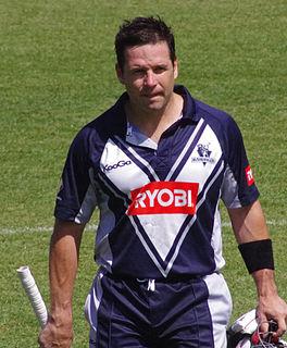 Brad Hodge Australian cricketer