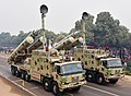 BrahMos missiles during rehearsal of Republic Day Parade 2018.jpg