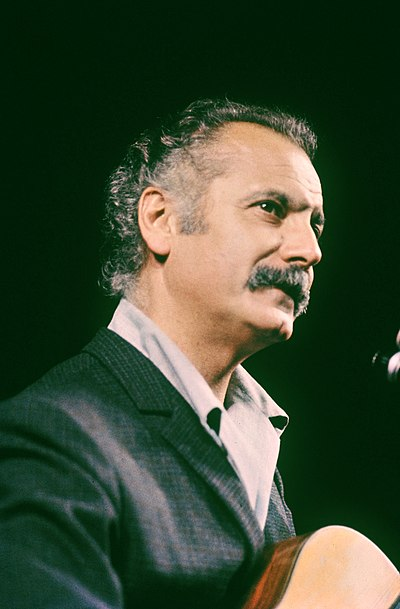 Picture of a band or musician: Georges Brassens