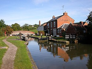 English: Braunston-The Admiral Nelson The Pub ...