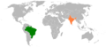 Brazil India Locator.png
