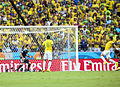 Brazil and Colombia match at the FIFA World Cup 2014-07-04 (2).jpg