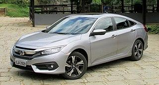 Honda Civic Motor vehicle