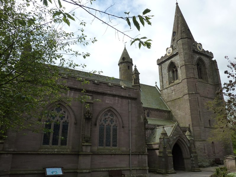 File:Brechin Cathedral 20090616 from the south.jpg