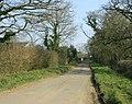 Brickyard Lane looking south - geograph.org.uk - 1238082.jpg