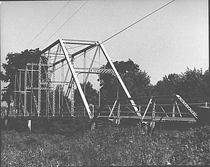 National Register of Historic Places listings in Adams County, Pennsylvania - Image: Bridge in Cumberland Township