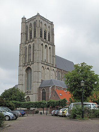 Brielle - Image: Brielle, Sint Catharijnekerk positie 2 foto 1 2011 06 26 14.21