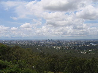 Regions of Queensland - Brisbane is the largest city in both the South East Queensland region and the state of Queensland.
