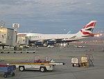 British Airways Boeing 747 at Las Vegas, Jul 2017.jpg