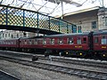 British Rail Mk1 99125 Jessica West Coast Railway Company Carlisle 10 Oct 2009.jpg