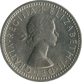 Sixpence (British coin)
