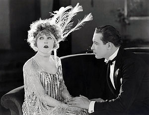 Monte Blue - Mae Murray and Monte Blue in Broadway Rose (1922)