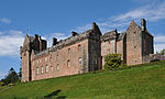 Brodick Castle Main Building South-east.jpg
