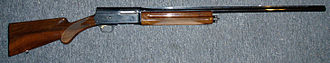 Browning Auto-5 - Browning Auto-5 in 20-gauge magnum (made in Japan).