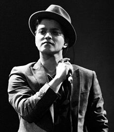 List of awards and nominations received by Bruno Mars - Wikipedia